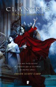 Elantris, portada original de la edición española